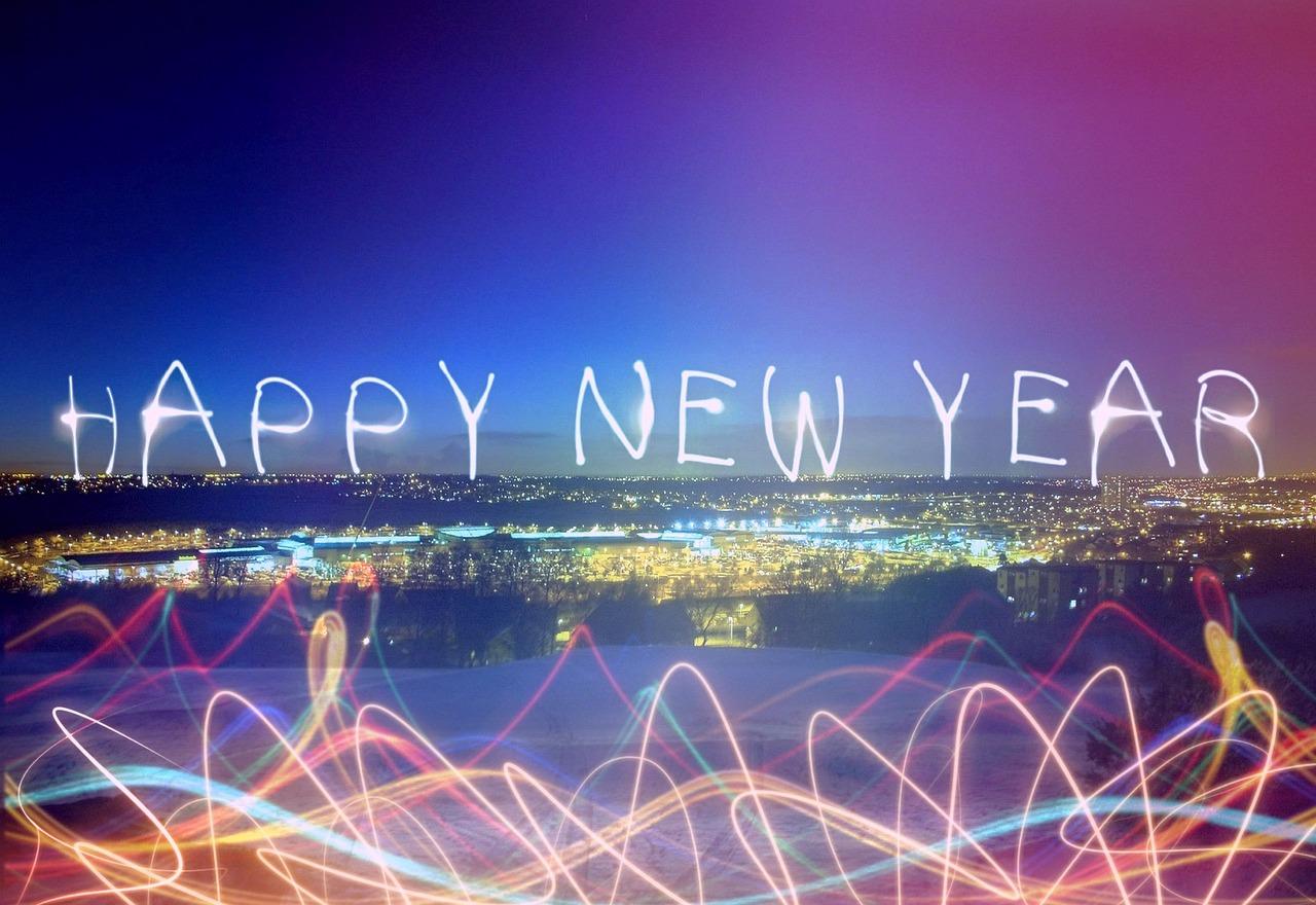Frohes Neues Jahr Auf Chinesisch